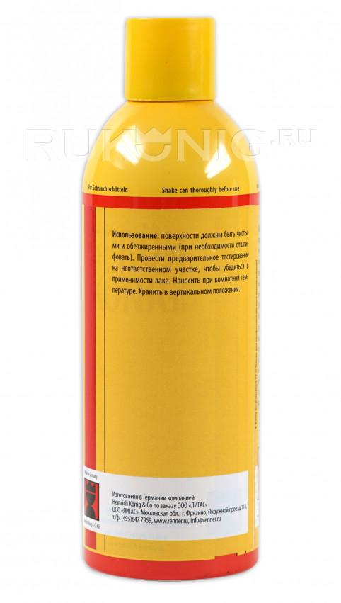 372590-289 Лак-спрей (алюминий)(400 мл)