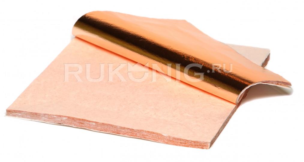 Поталь фольга ANCONA пачка 14*14, 100 листов