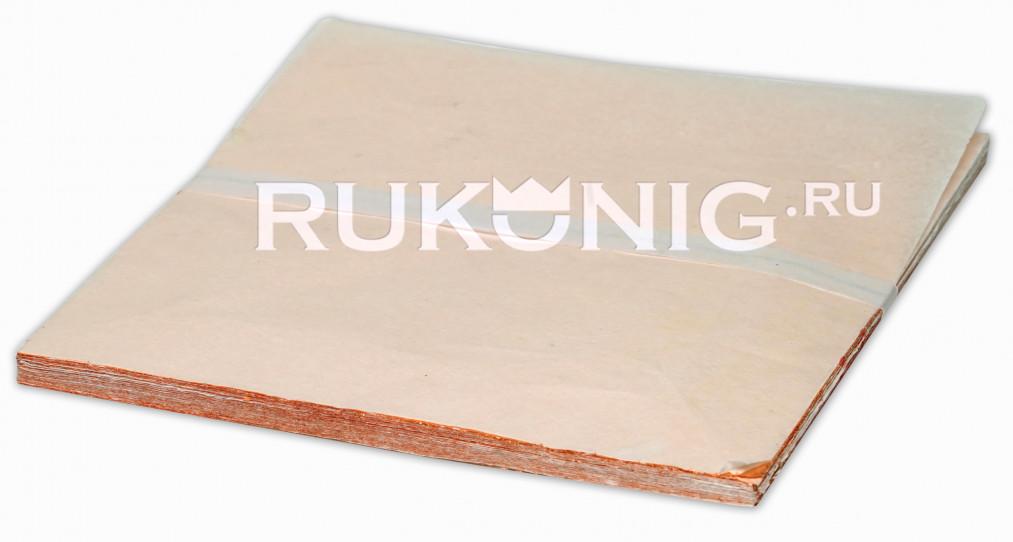 Поталь фольга BARI пачка 16*16, 100 листов