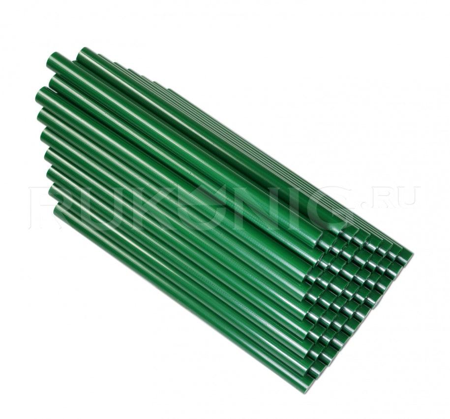 Клеевой стержень зеленый D-11 mm, L-200 mm