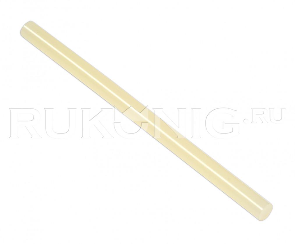 Клеевой стержень слоновая кость D-11 mm, L-200 mm