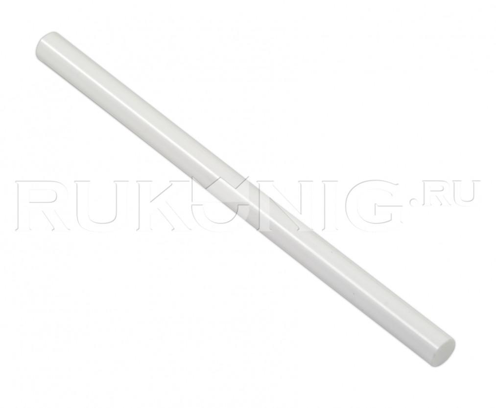 Клеевой стержень белый D-11 mm, L-200 mm